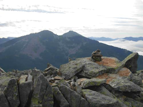Granite Mountain, From Pratt Mountain