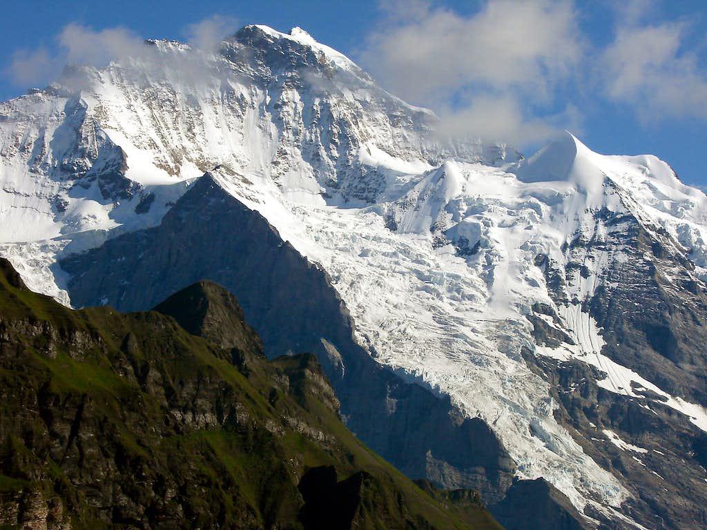 Jungfrau and Lauberhorn slopes