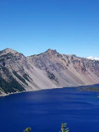 Hillman Peak, Crater Lake National Park