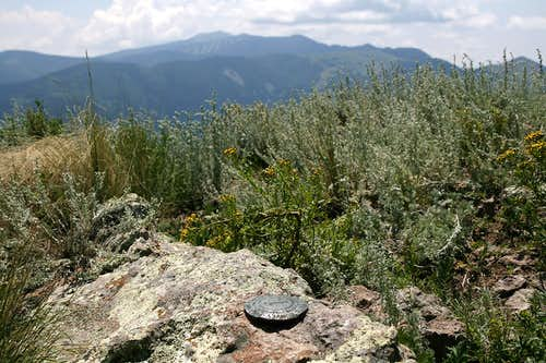 Nogal Peak benchmark