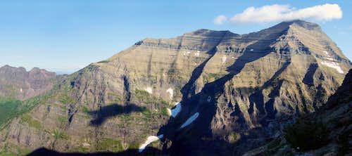 Massive Mount Stimson