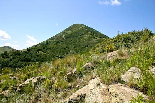 Nogal Peak