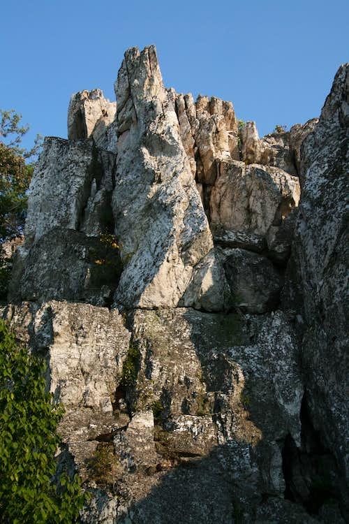 Calvary Rocks