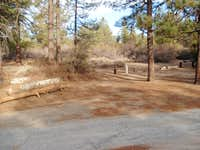 Trailhead along Sulphur Springs Road