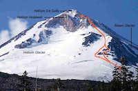 Mt. Shasta / Hotlum-Bolam...