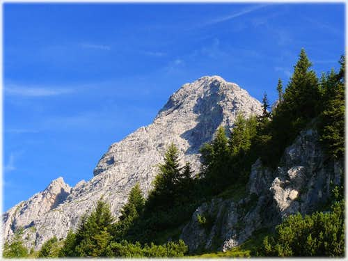 Monte Brentoni west summit