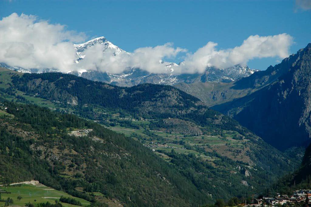 Ollomont valley