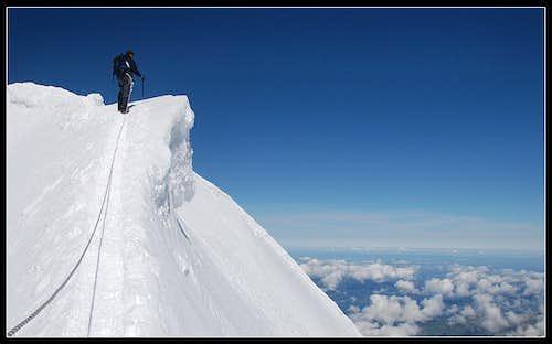 Monch ridge