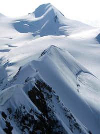 Lyskamm east ridge