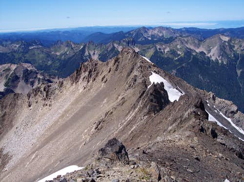 Mount Carrie