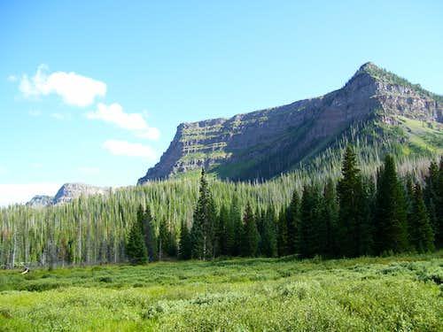 Ampitheatre Peak