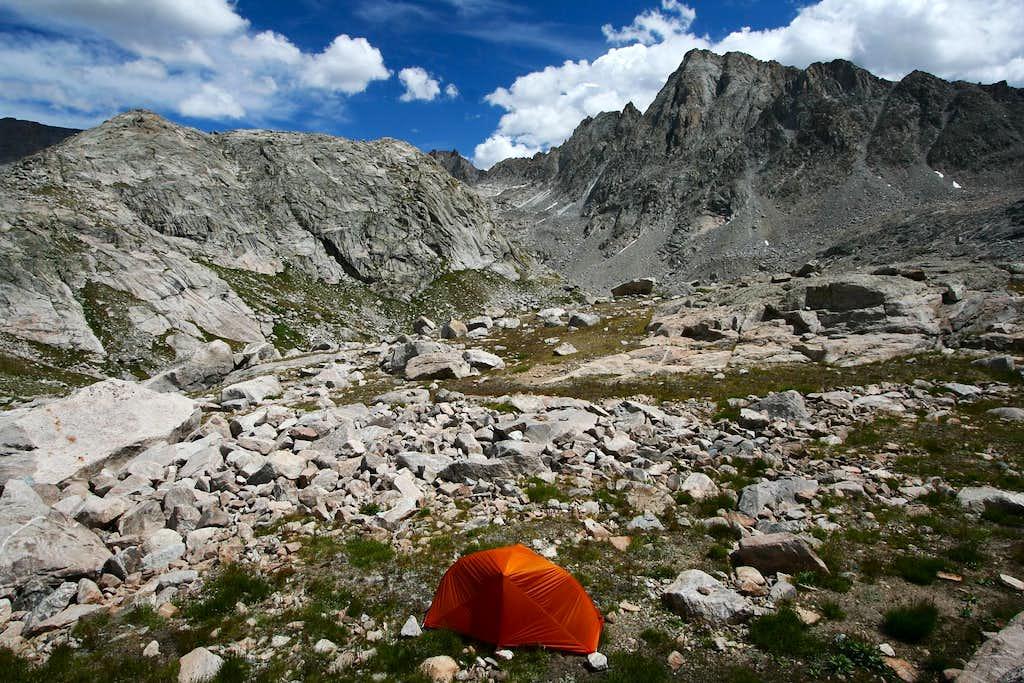 Indian Basin Camp