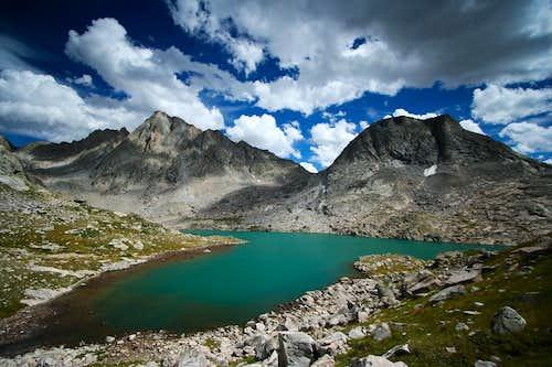 Indian Basin Lake