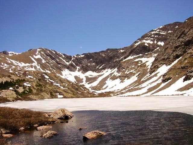 Cherry Lake in June....