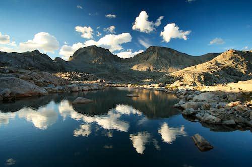 Fremont and Jackson Peaks