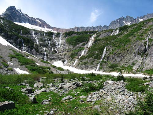 Lower Horseshoe Basin