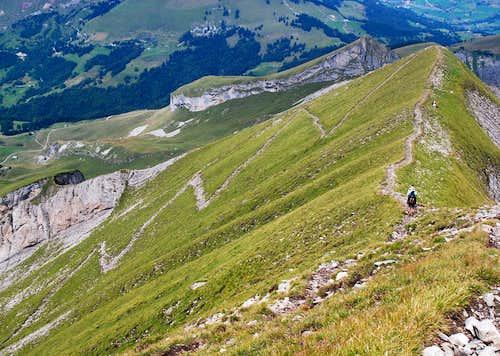 Mont Charvin (2409m)