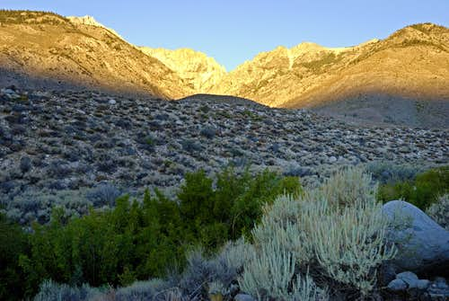 High Desert to the High Sierra: Taboose Pass