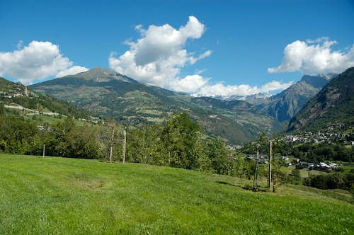 Buthier valley