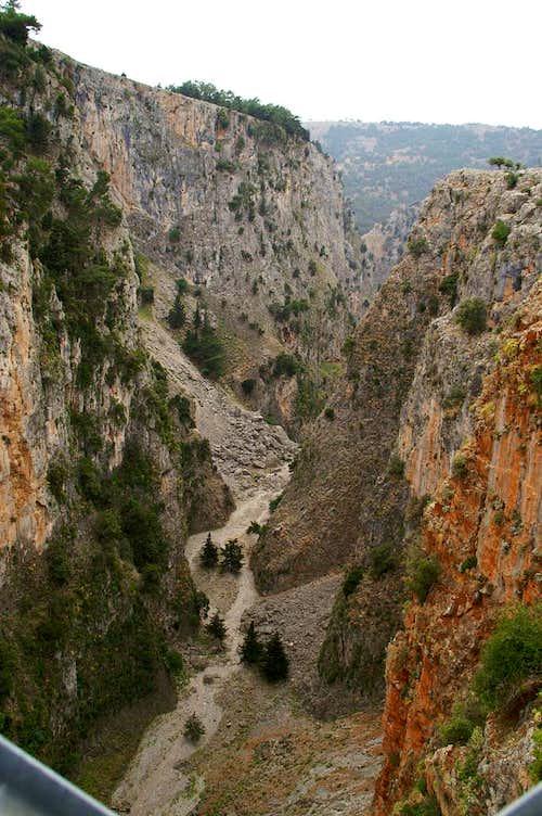 Aradena Gorge : Photos, Diagrams & Topos : SummitPost
