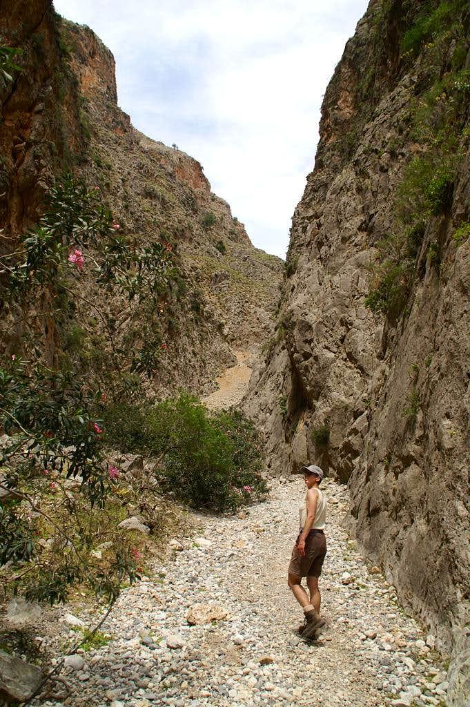 Aradena Gorge