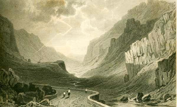 Snowdonia in the 19th Century
