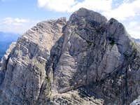 Stenar - north face