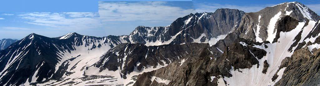 Takhte Soleyman Massif North