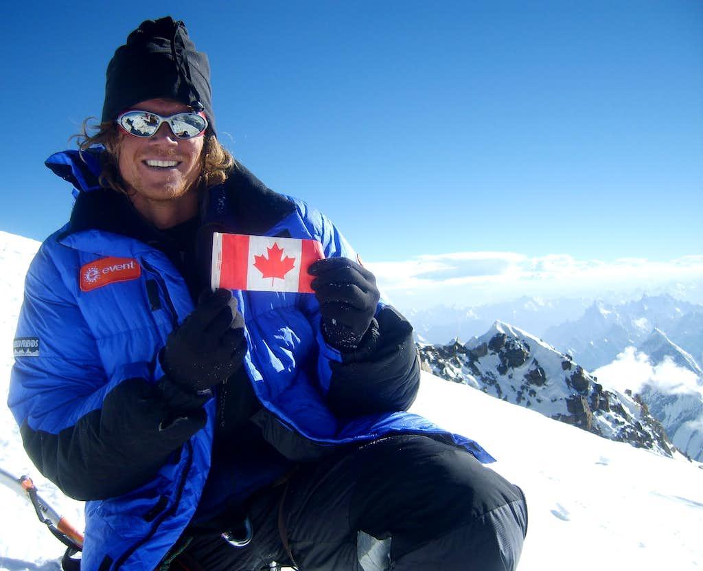 Summit of K2