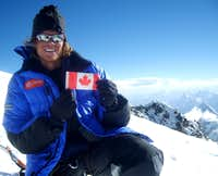 Summit of K2