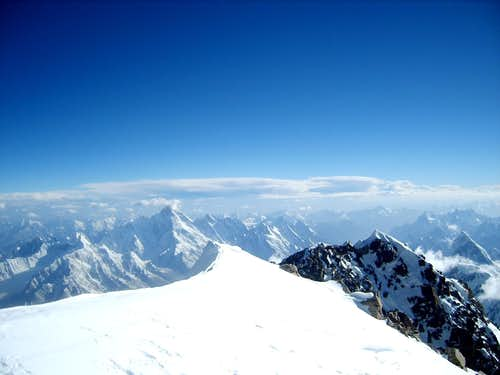 The elusive summit of K2