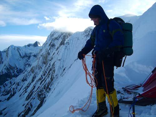 Racking up on Annapurna