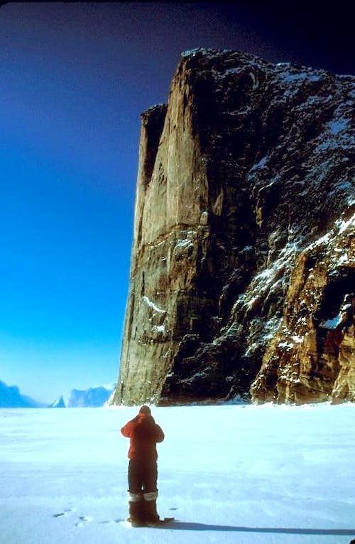 The Baffin Secret Spot