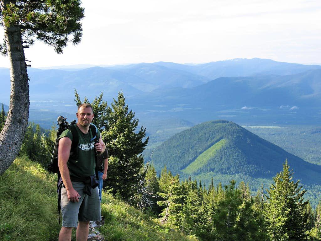 Heading up to Scotchman Peak