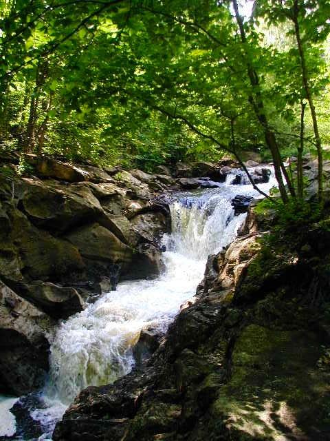 Cedar River Falls