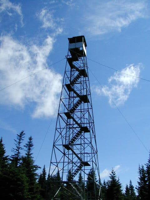 Wakely Mtn. Tower