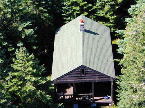 Wakely Mtn. Observer's Cabin