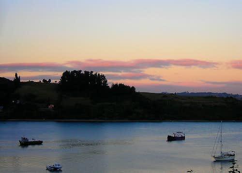 Isla Chiloe (Chile)