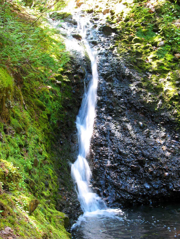 Waterfall on Silver Creek