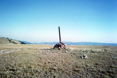 Big Pryor Mountain