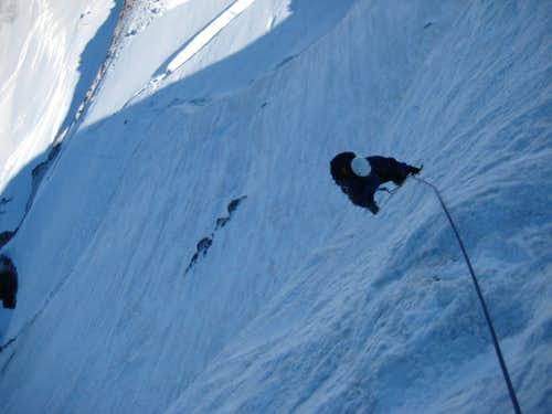 Mt. Baker - North Ridge 8/07