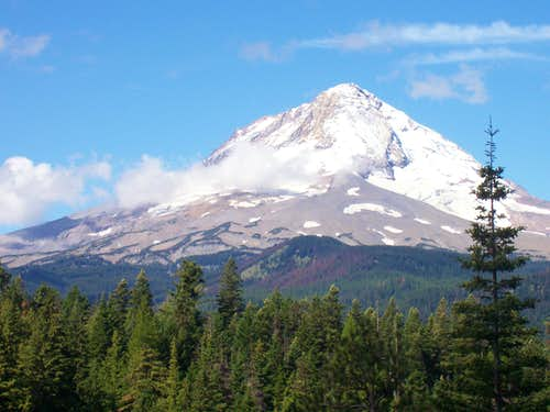 Mt Hood\'s East Side