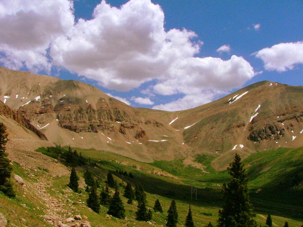 Mount Sherman, Colorado