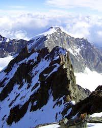 North Ridge of Rimpfischhorn