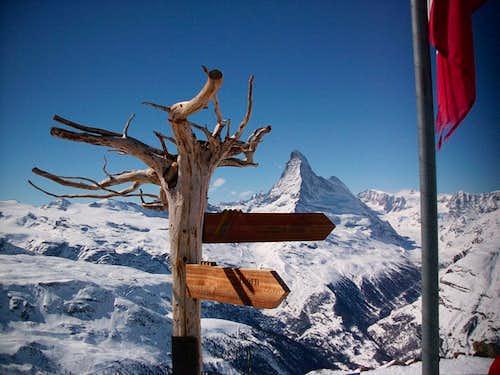 direction Matterhorn