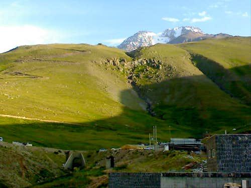 Sabalan 4811m on Shabil