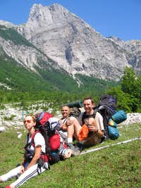 Accursed Mountains 2006, Part 1. <b>Cappo di Thethi.</b>