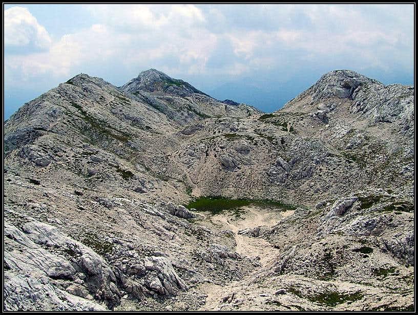 Vogli ridge