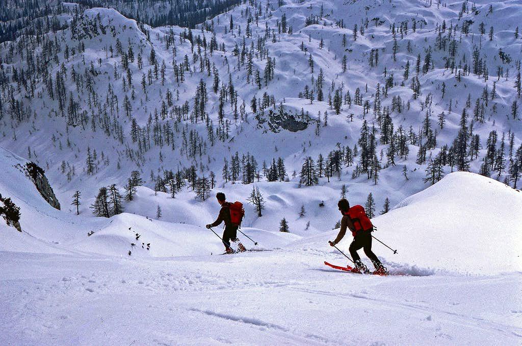 Skiing from Prvi Vogel