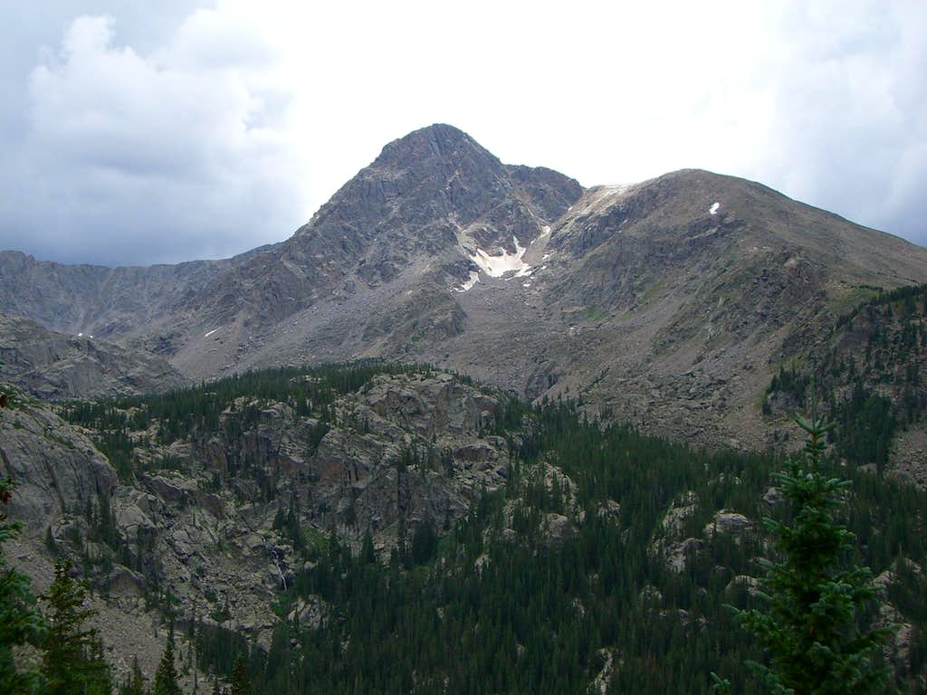 Holy Cross from Half Moon pass